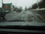 Мокшанские дороги! хуже уже некуда